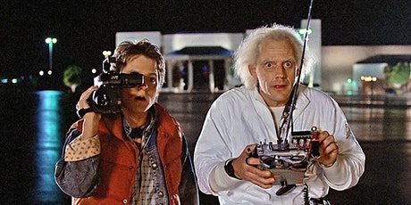"""""""Back to the Future"""" tickets"""