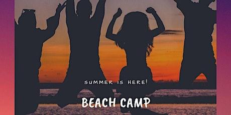 Beach Themed Summer Kids camp tickets
