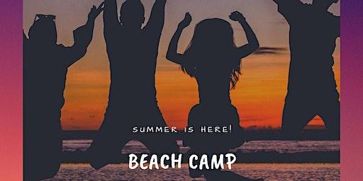 Beach Themed Summer Kids camp