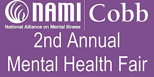 NAMI Cobb 2020 Health Fair