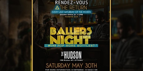 Rendez-Vous | The Return - Ballers Night tickets