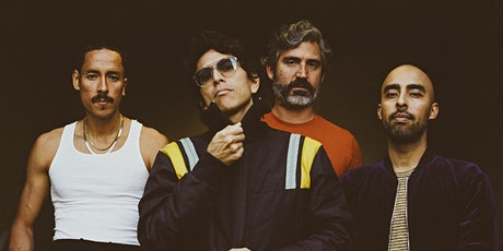 POSTPONED: Chicano Batman w/ Le Butcherettes @ The Vogue tickets