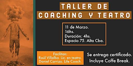Taller de Coaching y Teatro