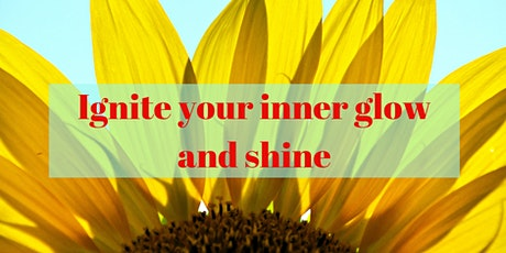 Ignite your inner glow and shine tickets