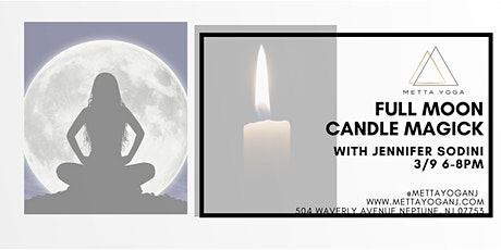 Full Moon Candle Magick tickets