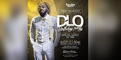 D-LO performing live @ The Palladium Nightclub in Modesto