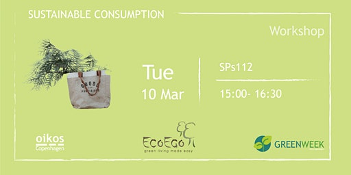 Green Week: Sustainable Consumption