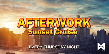 THE BEST THURSDAY NIGHT NEW YORK BOOZE CRUISE PARTY tickets