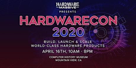 HardwareCon 2020 tickets