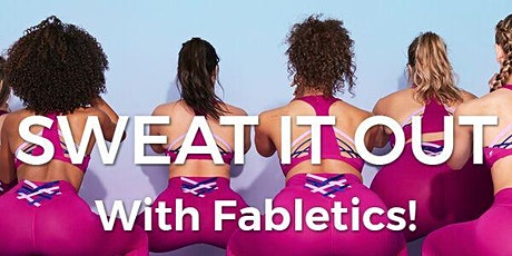FREE WORKOUT WITH FABLETICS! Zumba Strong with Karen! tickets