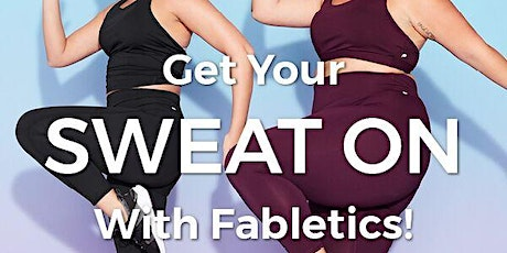 FREE WORKOUT WITH FABLETICS! Zumba with Danielle! tickets