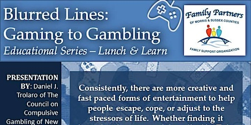 BLURRED LINES- From Gaming to Gambling