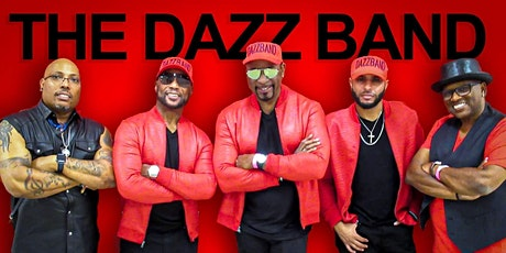 DAZZ BAND tickets