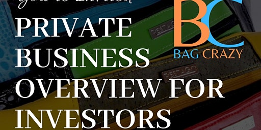 Private Business Overview