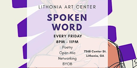 SPOKEN WORD tickets