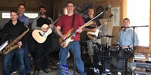 Joe's Garage Band Fundraiser Concert for Texas Instruments United Way