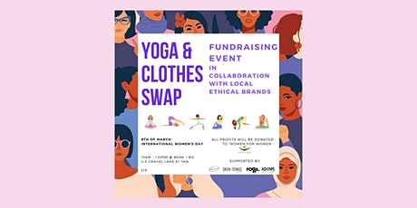 YOGA, CLOTHES SWAP & SUSTAINABLE LIVING IDEAS tickets