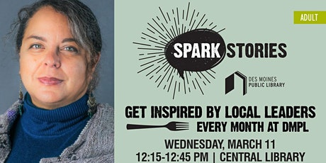 Spark Stories Lunch Series tickets
