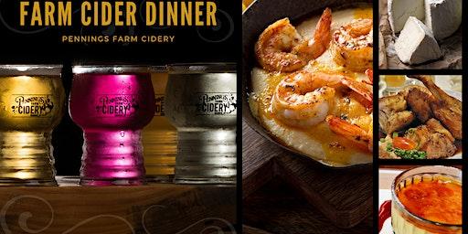 Farm to Table Cider Dinner