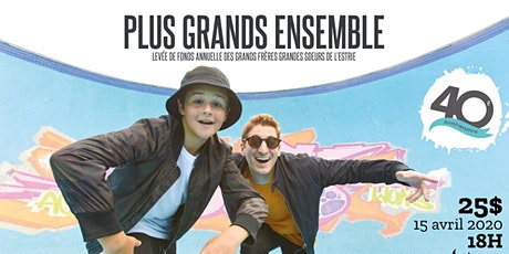 PLUS GRANDS ENSEMBLE tickets