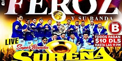 Jerry+Feroz+Banda+Sure%C3%B1a+La+Flama+De+Mexico+