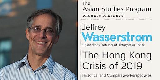 The Hong Kong Crisis of 2019: Historical and Comparative Perspectives