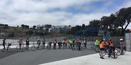 Canceled: SF Bicycle Coalition Adult Learn to Ride Class tickets