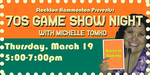 70s Game Show Night with Michelle Tomko