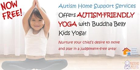 Autism-Friendly Yoga-AHSS  & Buddha Belly Kids Yoga Team Up in AH! tickets