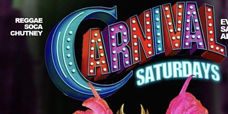 Carnival Saturdays tickets