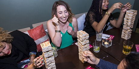 Jenga Speed Dating in London (Ages 23-35) tickets