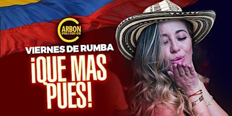 Rumba Colombiana @ Carbon tickets