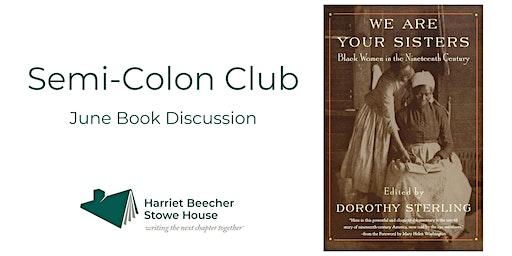 Semi-Colon Club: We Are Your Sisters