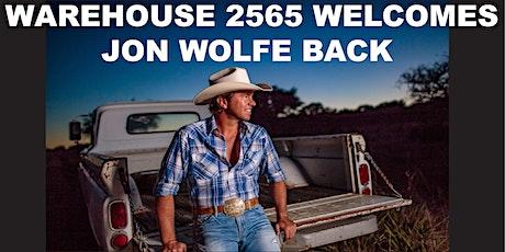 Jon Wolfe tickets
