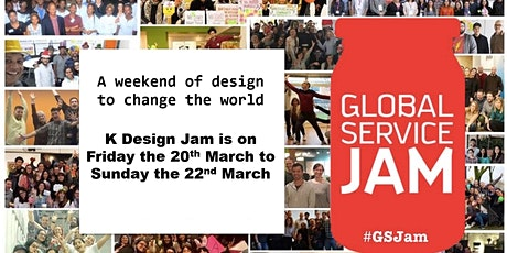 K Design Jam tickets