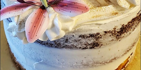 Naked-Style Cake Decorating Class at Fran's Cake and Candy Supplies tickets