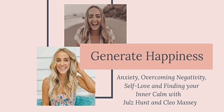 Generate Happiness tickets