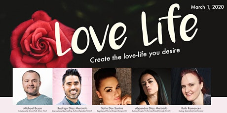 Love Life Live tickets