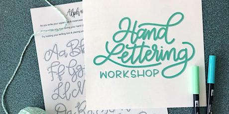 Workshop: HBC Chinook x amartincreative Hand Lettering tickets