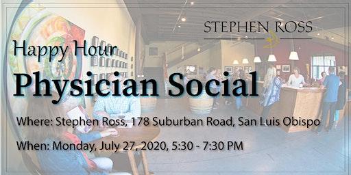 San Luis Obispo Happy Hour Physician Social 7.27.20