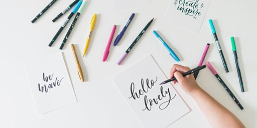 Intro to Brush Calligraphy