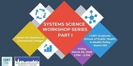 Systems Science Workshop Series: Part I tickets