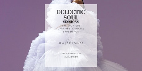 Eclectic Soul Sessions | The Pop-Up Creative/Social Experience tickets