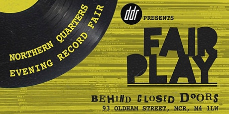 Fair Play - NQ Evening Record Fair & After Party tickets
