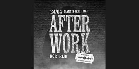 Rotaract Kortrijk Afterwork 2020 tickets