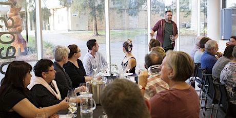 Training Your Palette Masterclass: CSU Boutique Wines  tickets