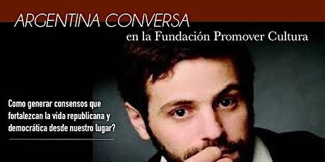 ARGENTINA CONVERSA - Charlas conversacionales entradas