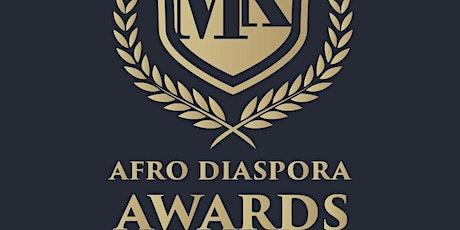 MK AFRO DIASPORA AWARDS 2020 tickets