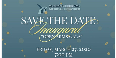 Alabama Regional Medical Services Inaugural Open ARMS Gala tickets