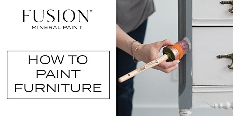 Fusion Mineral Paint 101 tickets